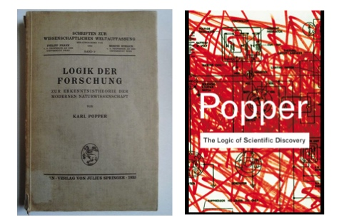 Karl Popper -  The Logic of Scientific Discovery